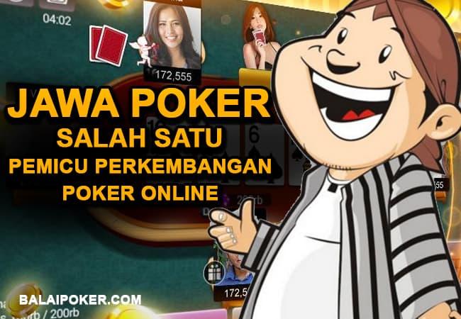 Perkembangan Poker Online