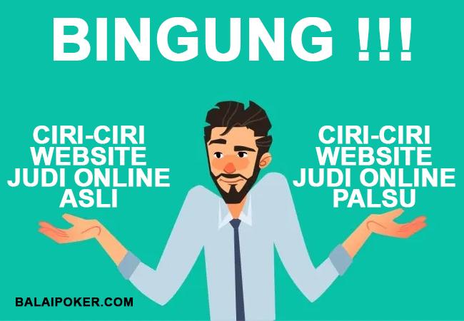 Website Judi Online Asli